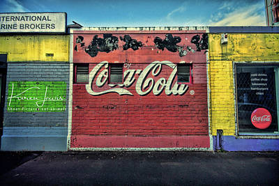 Photograph - Coca-cola Building by Karen Lewis