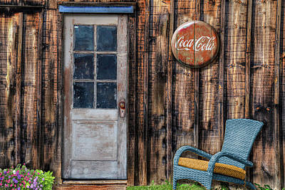 Photograph - Coca Cola by Paul Wear