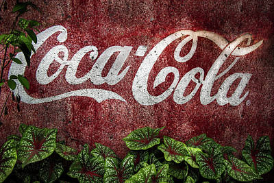 Photograph - Coca Cola Philippine Wall by Michael Arend