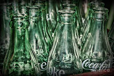 Photograph - Coca Cola So Many Bottles by Paul Ward