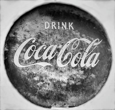 Bottling Company Photograph - Coca Cola  V2 by John Straton