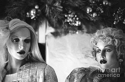 Photograph - Cocaine Dolls by Steven Macanka