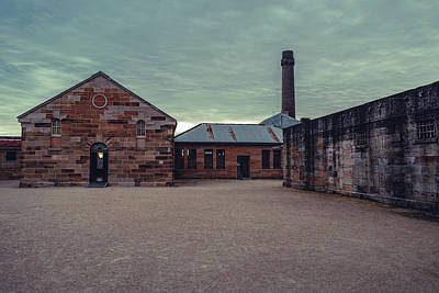 Photograph - Cockatoo Island by Nisah Cheatham