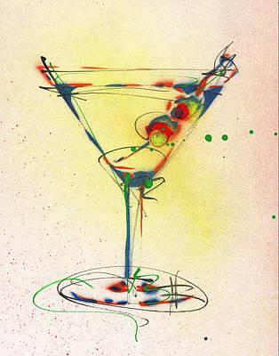 Cocktail #5 Original by Ryan  Hopkins