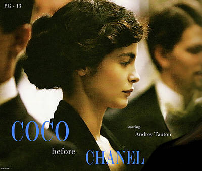 Coco Before Chanel, Starring Audrey Tautou, Coco Chanel Original by Thomas Pollart