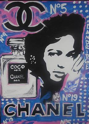 Coco Dandridge Art Print