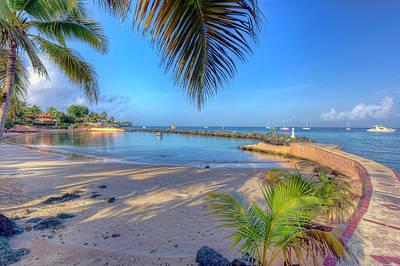 Photograph - Coco Reef Resort by Nadia Sanowar