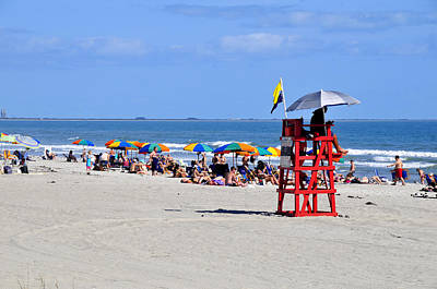 Photograph - Cocoa Beach Florida by David Lee Thompson