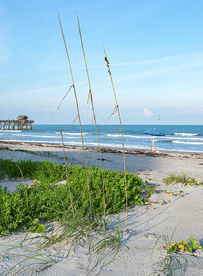 Photograph - Cocoa Beach by Mark Dahmke