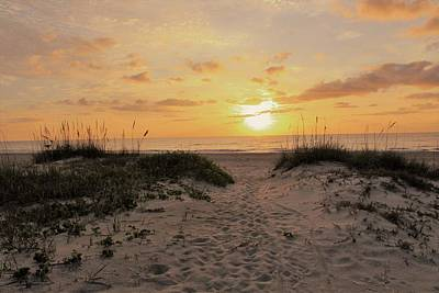 Photograph - Cocoa Beach Morning by Mindy Newman