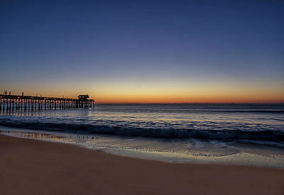 Photograph - Cocoa Beach by Nancie Rowan