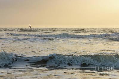 Photograph - Cocoa Beach Paddleboarding by Jennifer White