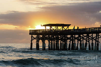 Photograph - Cocoa First Sunrise by Jennifer White