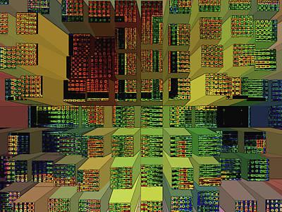 Digital Art - Coda 3 by Lynda Lehmann