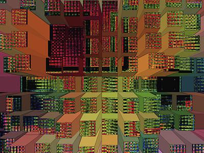 Digital Art - Coda 5 by Lynda Lehmann