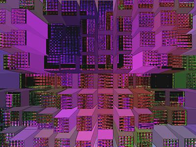 Digital Art - Coda 6 by Lynda Lehmann