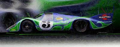 Coda Lunga Original by Tano V-Dodici ArtAutomobile