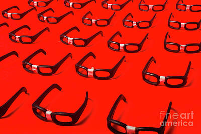 Eyeglasses Photograph - Code Red Developers by Jorgo Photography - Wall Art Gallery