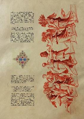 Rare Books Digital Art - Codex Dietrichstein - Page 18 by Bruno Cerboni