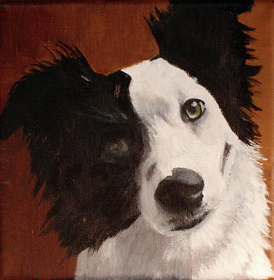 Painting - Cody by Carol Russell