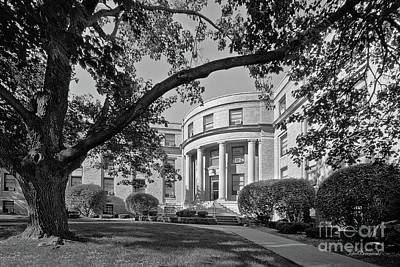 Photograph - Coe College Greene Hall by University Icons