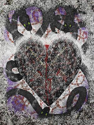 Coeur Obscursi Art Print