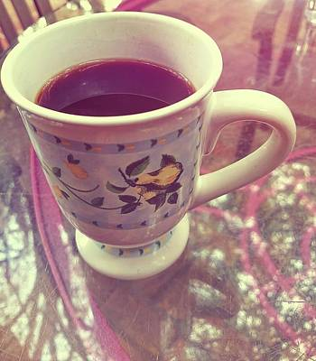 Photograph - Coffee Al Fresco by JAMART Photography