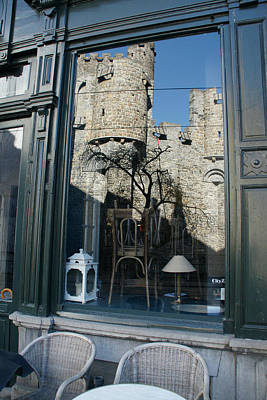 Wall Art - Photograph - Coffee And Castles by Brandy Herren