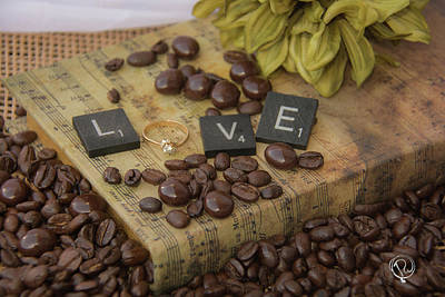 Photograph - Coffee And Love by Pamela Williams