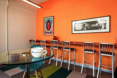 Photograph - Coffee Bar by Andy Crawford