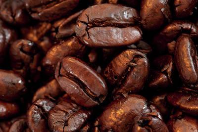 Fleetwood Mac - Coffee Beans by Kyle Lee
