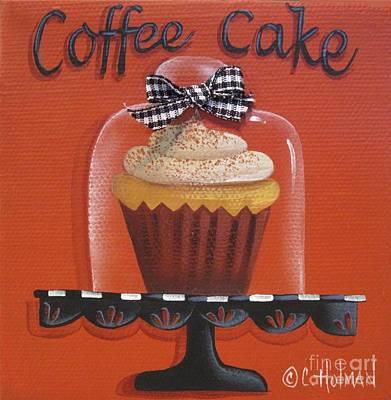 Coffee Cake Cupcake Original