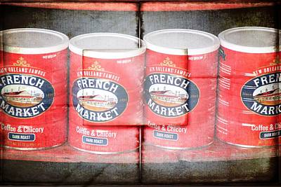 Photograph - Coffee Can Reds by Alice Gipson