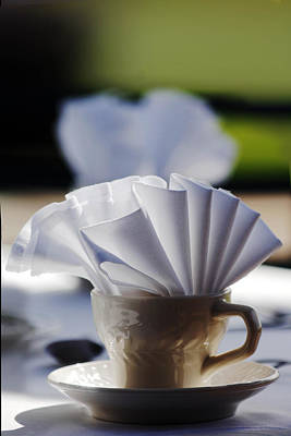Photograph - Coffee Cup by Jill Reger