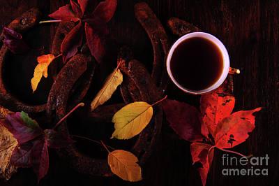 Photograph - Coffee For A Cowboy by Randi Grace Nilsberg