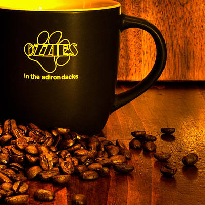Photograph - Coffee From Ozzie's Coffee Bar by David Patterson