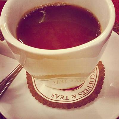Photograph - #coffee Goooooood!!!! by Jaynie Lea