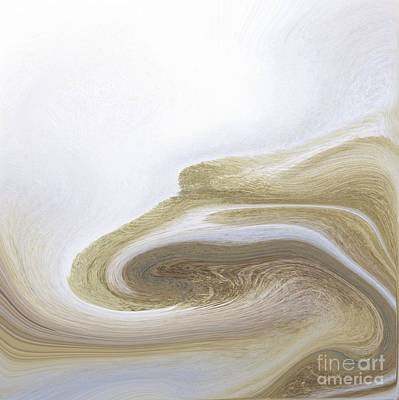 Abstract Expressionism Painting - Coffee by Mindy Sommers