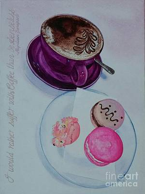 Painting - Coffee by Sandra Phryce-Jones