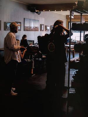 Photograph - Coffee Shop by Thomas Hall