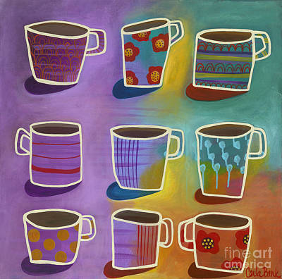Painting - Coffee Time by Carla Bank