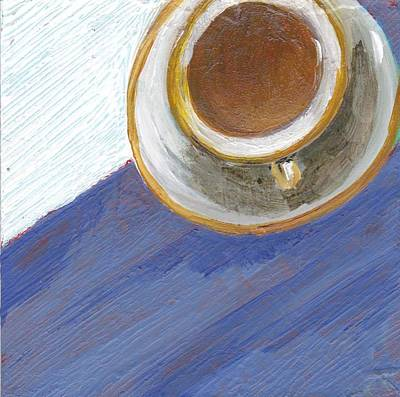 Painting - Coffee Time by Pallavi Karve