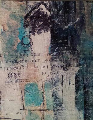 Cognitive Variance Art Print by KA Davis