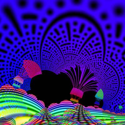 Digital Art - Cognostrap by Andrew Kotlinski