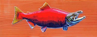 Coho Salmon Original