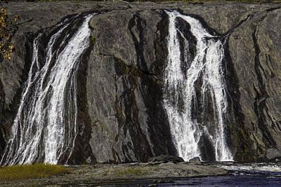 Cohoes Falls Art Print