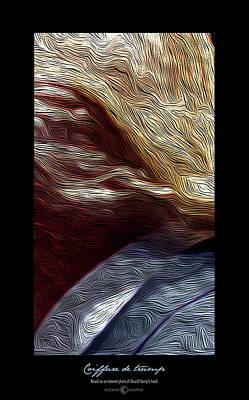 Digital Art - Coiffure De Trump by Tim Nyberg