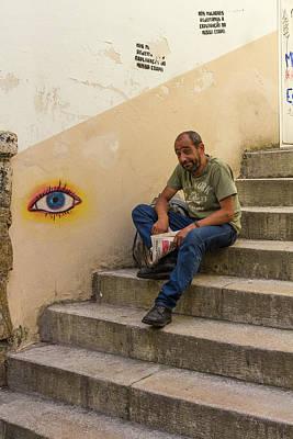 Photograph - Coimbra  Local  by Patricia Schaefer