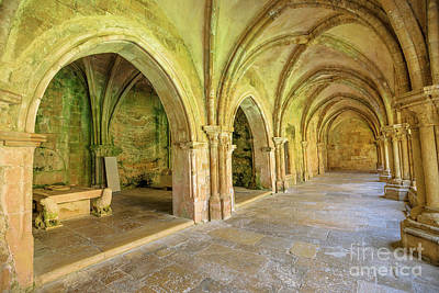 Photograph - Coimbra Old Cathedral by Benny Marty