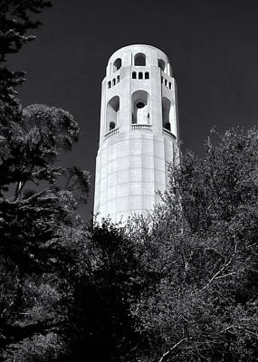 Photograph - Coit Tower by Nicholas Blackwell